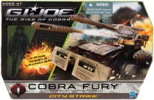 G.I.Joe Rise of Cobra City Strike Cobra Fury - Surveillance Port (1)