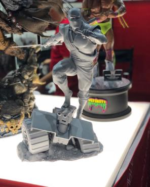 PCS Toys Cobra Storm Shadow Statue - Surveillance Port (1)