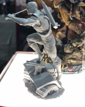 PCS Toys Cobra Storm Shadow Statue - Surveillance Port (3)