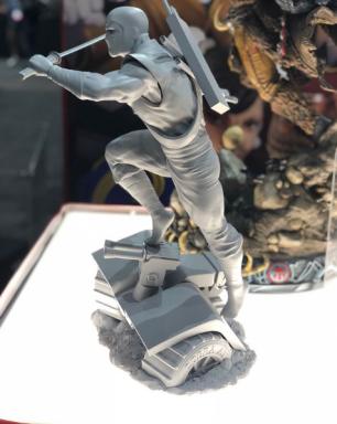 PCS Toys Cobra Storm Shadow Statue - Surveillance Port (3)