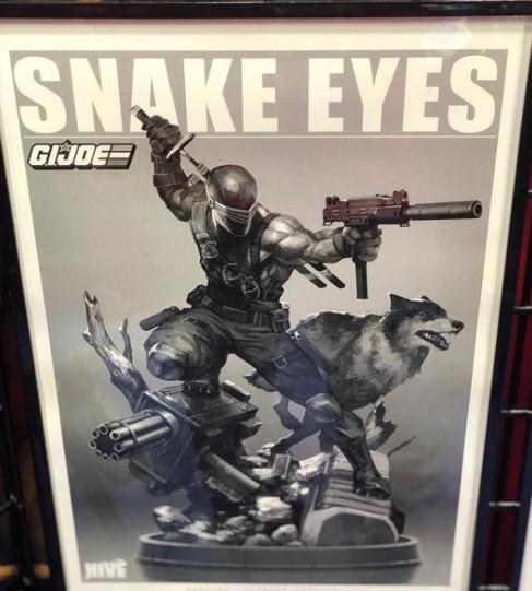 PCS Toys Snake Eyes - Surveillance Port