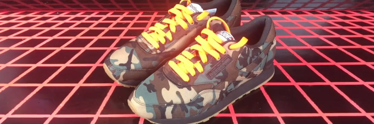 9ae8a0f467fac The Full Force reviews the Shoe Palace x Reebok G.I.Joe Classics Sneakers