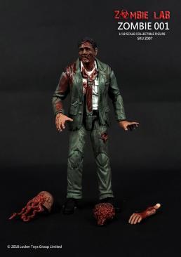 Zombie Lab Zombie 001 Paint Master - Surveillance Port