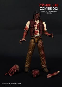 Zombie Lab Zombie 002 Paint Master - Surveillance Port