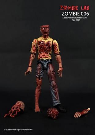 Zombie Lab Zombie 006 Paint Master - Surveillance Port
