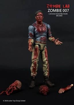Zombie Lab Zombie 007 Paint Master - Surveillance Port