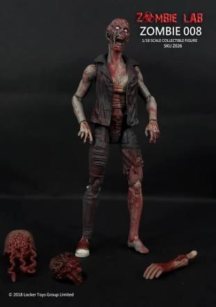 Zombie Lab Zombie 008 Paint Master - Surveillance Port