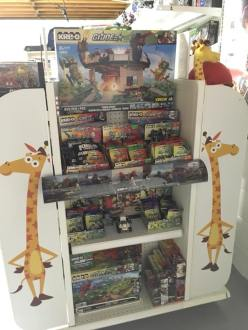3DJoes Toys R Us Display 01 - Surveillance Port