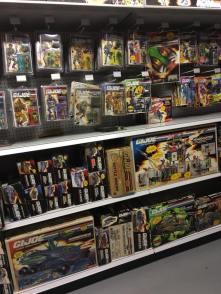 3DJoes Toys R Us Display 04 - Surveillance Port