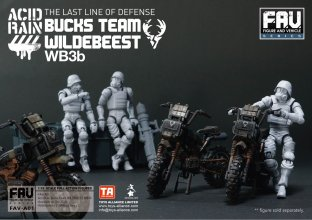 Acid Rain World Bucks Team Wildebeest WB3b 02 - Surveillance Port