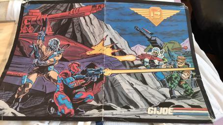 Action Force G Force Fan Club 04 - Surveillance Port