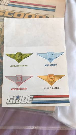 Action Force G Force Fan Club 05 - Surveillance Port
