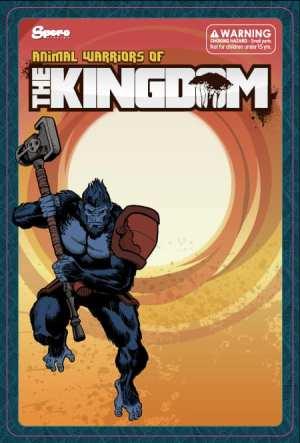 Animal Warriors of the Kingdom Thane Card Art - Surveillance Port