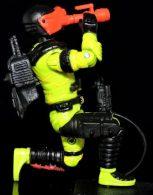 Black Major Toys Custom Python Patrol Night Viper - Surveillance Port (06)