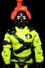 Black Major Toys Custom Python Patrol Night Viper - Surveillance Port (08)