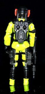 Black Major Toys Custom Python Patrol Night Viper - Surveillance Port (11)