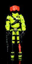 Black Major Toys Custom Python Patrol Night Viper - Surveillance Port (15)