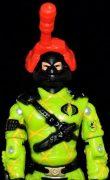 Black Major Toys Custom Python Patrol Night Viper - Surveillance Port (18)
