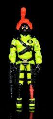Black Major Toys Custom Python Patrol Night Viper - Surveillance Port (19)