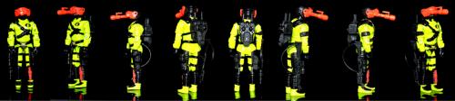 Black Major Toys Custom Python Patrol Night Viper - Surveillance Port (21)