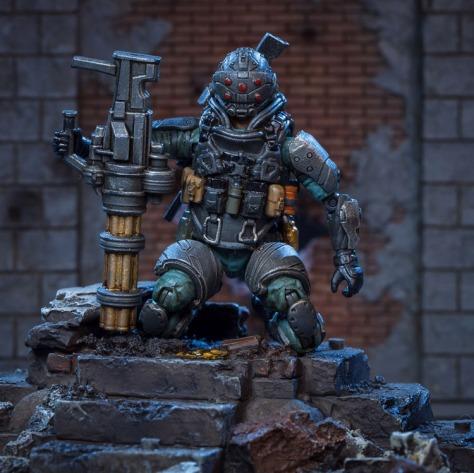 Dark Source Soldier Series Fearless 124 Scale Figure 06 - Surveillance Port