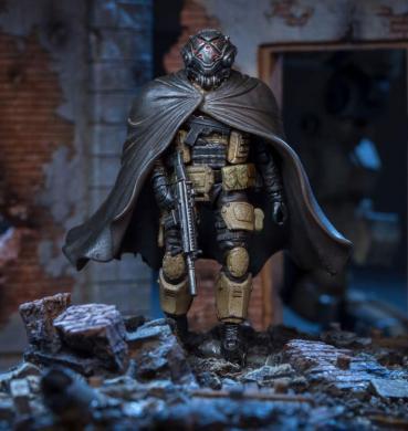 Dark Source Soldier Series Hero Fung 124 Scale Figure 02 - Surveillance Port