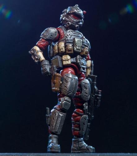 Dark Source Soldier Series Red Devil 124 Scale Figure 07 - Surveillance Port