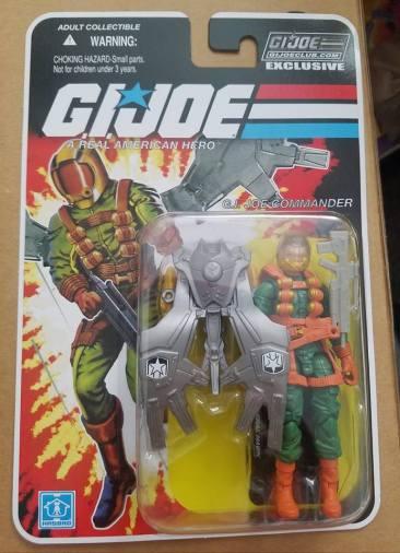 G.I.Joe Club FSS 7 General Hawk - Surveillance Port