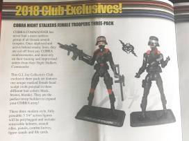 G.I.Joe Collectors Club August 2018 Magazine - Surveillance Port (2)