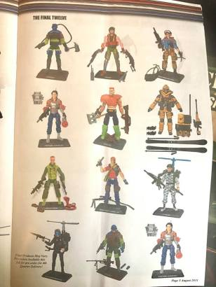G.I.Joe Collectors Club August 2018 Magazine - Surveillance Port (4)