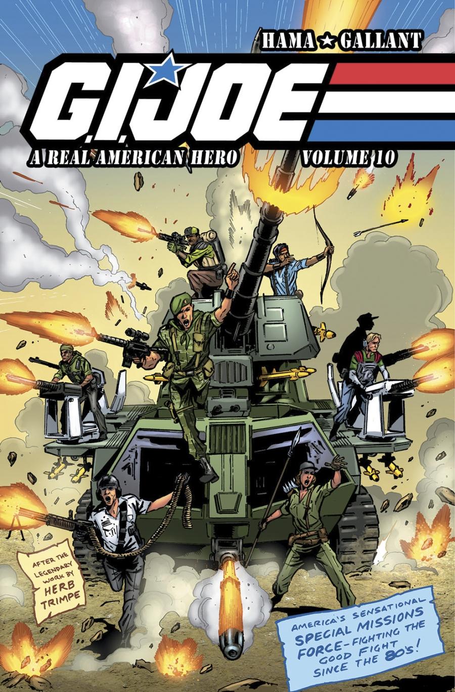 IDW Publishing GI Joe ARAH TP vol 10 - Surveillance Port