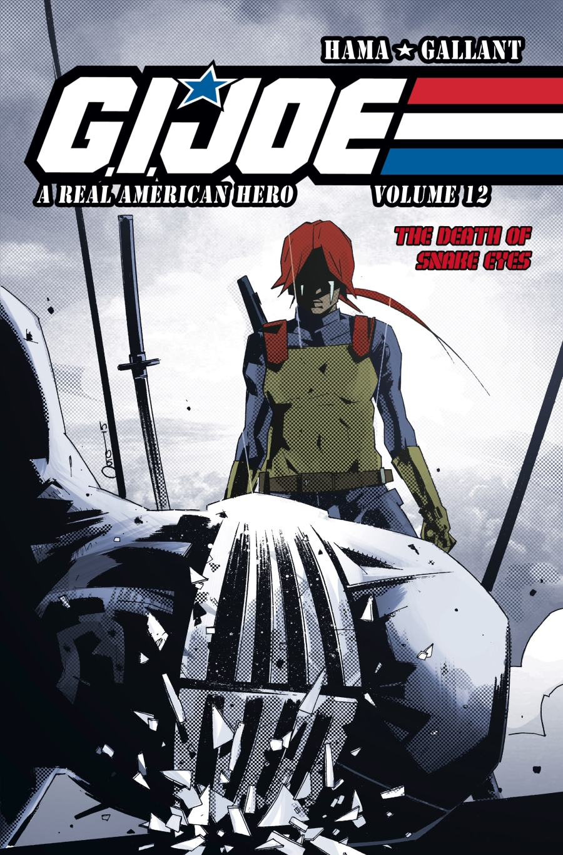 IDW Publishing GI Joe ARAH TP vol 12 - Surveillance Port