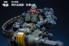 Joy Toy Dark Source 124scale Exo Suit Official Images 14 - Surveillance Port