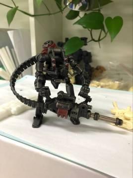 Joy Toy Dark Source 125th scale Prototype Exo Suit 02 - Surveillance Port