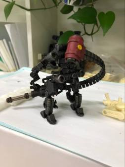 Joy Toy Dark Source 125th scale Prototype Exo Suit 03 - Surveillance Port