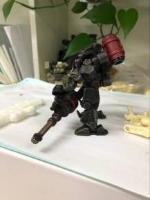 Joy Toy Dark Source 125th scale Prototype Exo Suit 04 - Surveillance Port