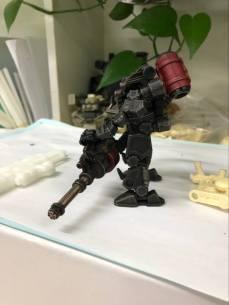 Joy Toy Dark Source 125th scale Prototype Exo Suit 04 - Surveillance Port