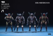 Joy Toy Dark Source 1_24 Cyborg Corps 02 - Surveillance Port