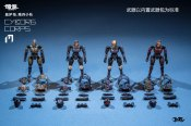 Joy Toy Dark Source 1_24 Cyborg Corps 04 - Surveillance Port
