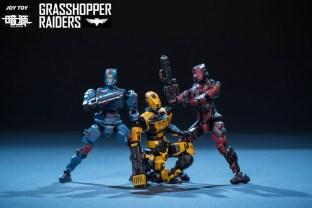 Joy Toy Dark Source 1_24 Grasshopper Raiders 02 - Surveillance Port