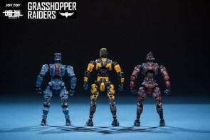 Joy Toy Dark Source 1_24 Grasshopper Raiders 03 - Surveillance Port
