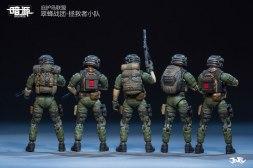 Joy Toy Dark Source 1_24 Rescue Team 02 - Surveillance Port