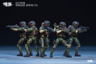 Joy Toy Dark Source 1_24 Rescue Team 03 - Surveillance Port