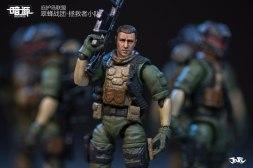 Joy Toy Dark Source 1_24 Rescue Team 08 - Surveillance Port
