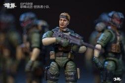 Joy Toy Dark Source 1_24 Rescue Team 09 - Surveillance Port