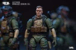 Joy Toy Dark Source 1_24 Rescue Team 10 - Surveillance Port