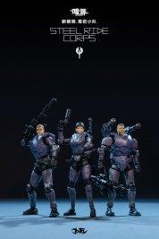 Joy Toy Dark Source 1_24 Steel Ride corps P 01 - Surveillance Port