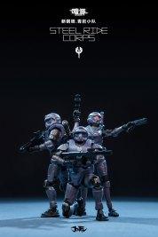 Joy Toy Dark Source 1_24 Steel Ride corps P 04 - Surveillance Port