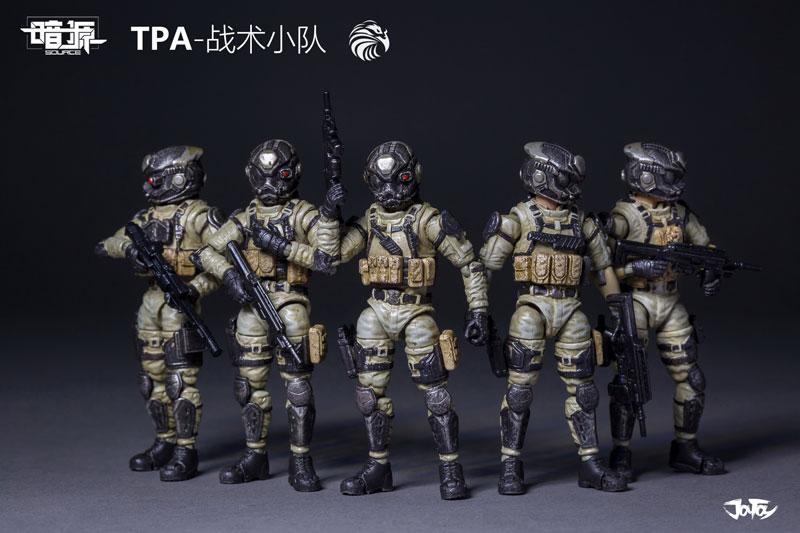Joy Toy Dark Source 1_24 TPA Team 01 - Surveillance Port