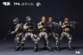 Joy Toy Dark Source 1_24 TPA Team 02 - Surveillance Port